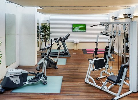 Stay fit during your trip to Bilbao.